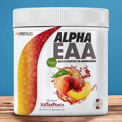 Eaa Drink - Essentielle Aminosäuren hochdosiert vegan