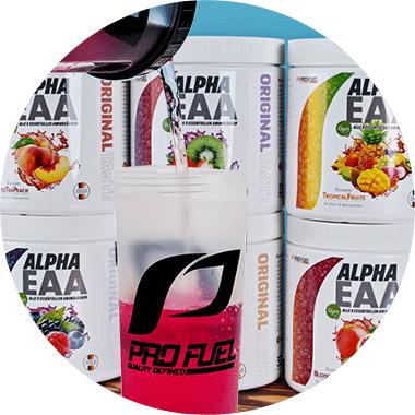 eaa - essentielle aminosäuren vegan - Alpha.EAA (vegan) von ProFuel kaufen
