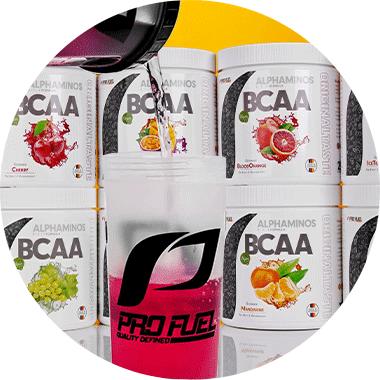 vegan BCAA Pulver - ProFuel Alphaminos BCAA kaufen