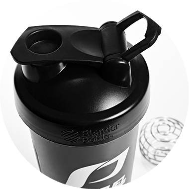 Blender Bottle Classic Loop - Protein-Shaker - Features