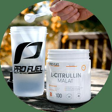 Citrullin Malat Wirkung im Bodybuilding - Muskelpump und mehr Leistung