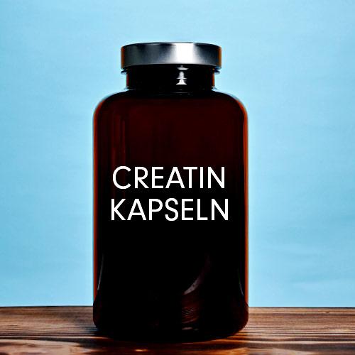 Kreatin-Monohydrat vs. Creatin-Monohydrate Kapseln mit Creapure - Test / Review