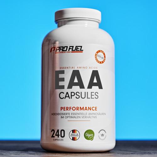 Eaa Kapseln / Tabletten hochdosiert Test-Sieger 2020