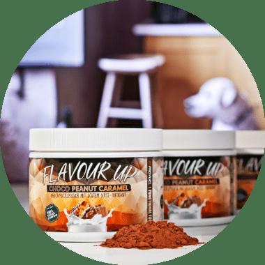 Geschmackspulver Flavour Up Aroma Pulver