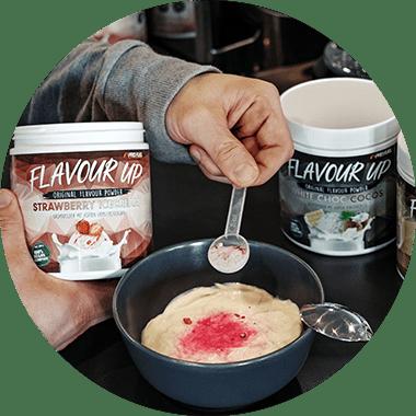 Geschmackspulver Flavour / Aroma Pulver