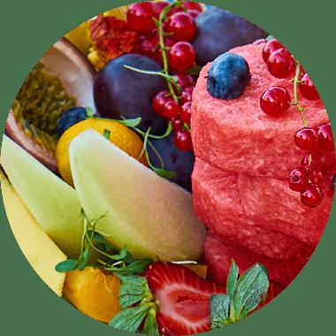 Superfoods mit natürlichen Antioxidantien - ProFuel Grünzeug