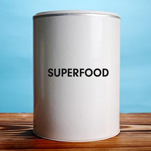 Superfoods Smoothie-Pulver - Weizengras, Acai & Matcha