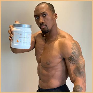Kreatin - Creatin-Monohydrate - ProFuel Kraftschub mit Creapure