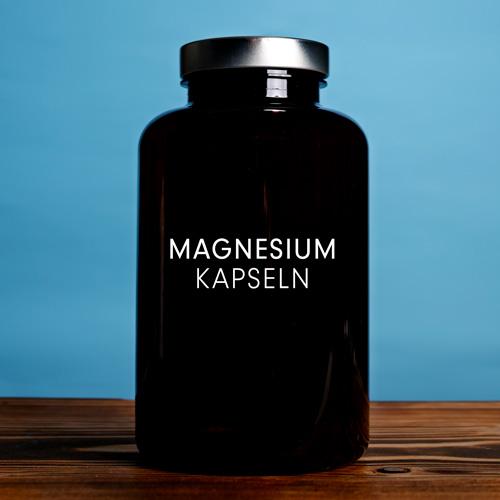 Magnesium-Mangel ausgleichen mit Magnesium hochdosiert - Magnesium-Pulver Test-Review