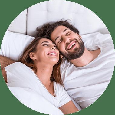 Einschlafprobleme: Melatonin Einschlaf-Spray als Einschlafhilfe / Schlafmittel zum schneller/besser einschlafen