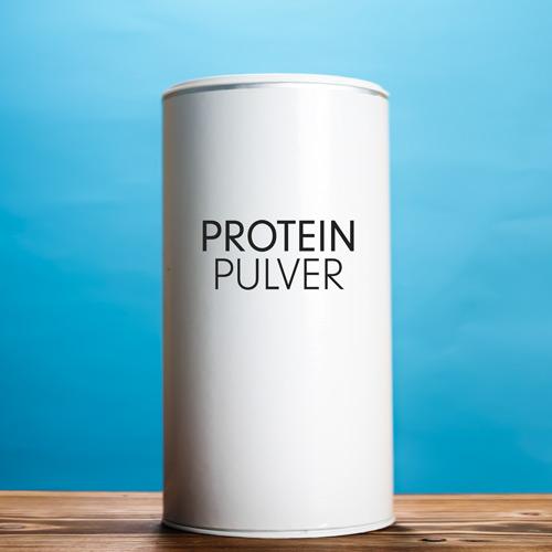 Erbsenprotein-Pulver + Reisprotein-Pulver vegan Protein Blend Test-Review