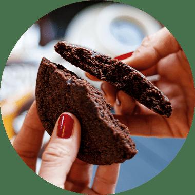 Protein Cookie - Protein Kekse mit Eiweiß vegan (Protein Snacks)
