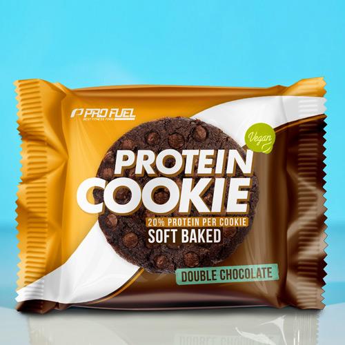 Protein Cookie - Protein Kekse mit Eiweiß vegan (Protein Snacks) - Test-Sieger