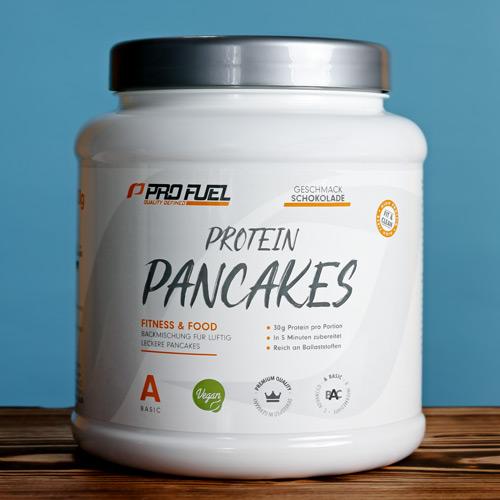 Protein Pancakes vegan Test-Sieger Vergleich