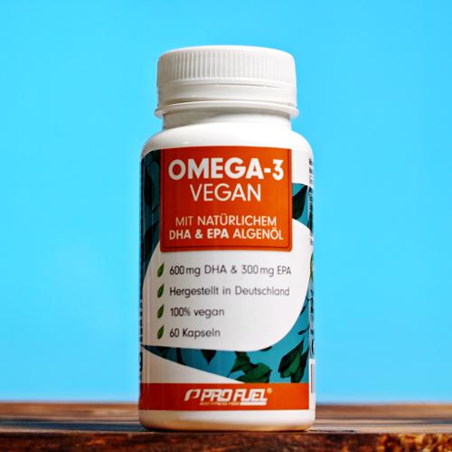 vegan Omega 3 Testsieger