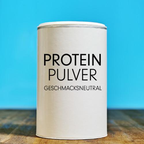 Veganes Protein-Pulver - Protein vegan im Test / Review
