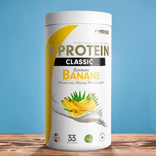 Vegan Protein Banane - ProFuel V-PROTEIN