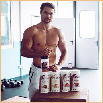 Vegan Protein - veganes Eiweisspulver von ProFuel