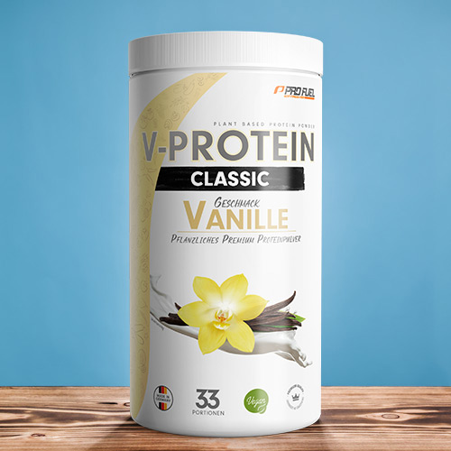 Vegan Protein Vanille - ProFuel V-PROTEIN