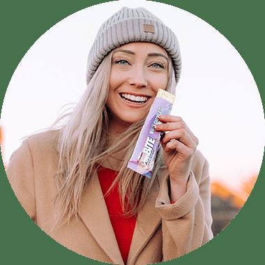 vegane Proteinriegel - ProFuel veePRO Eiweissriegel mit Reisprotein und Erbsenprotein