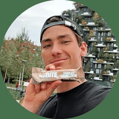 vegane Proteinriegel - Eiweissriegel vegan - veeBite