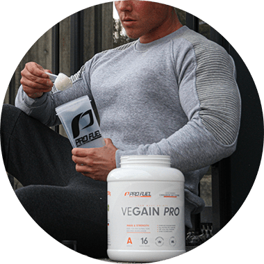 Vegain Mass Gainer - Weight Gainer vegan