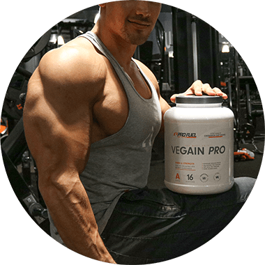 Mass Gainer - Weight Gainer vegan - ProFuel Vegain Pro