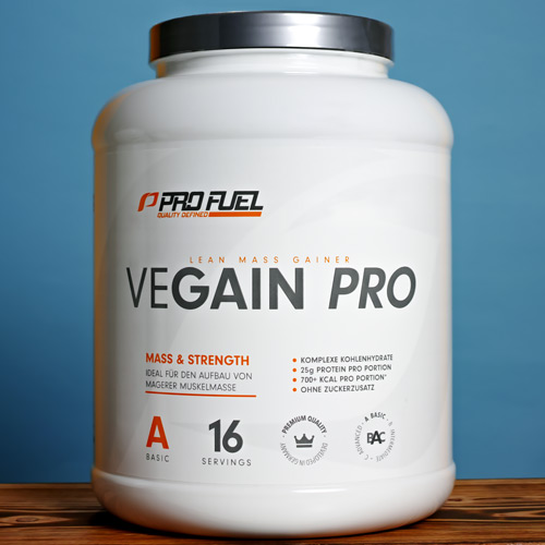 Mass Gainer - Weight Gainer vegan Test-Sieger