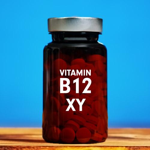 Vitamin B12 hochdosiert - Methylcobalamin Vit B12