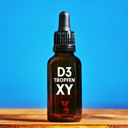 Vitamin D3 Tropfen Test-Vergleich