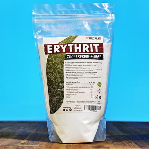 Erythrit Zucker-Altnerative Süße kalorienfrei, zuckerfrei - Test-Sieger