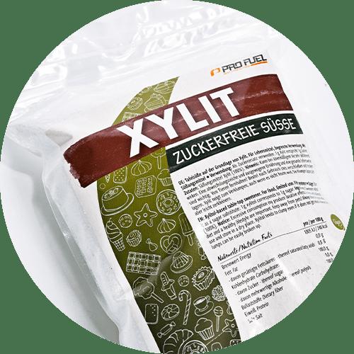 Xylit Birkenzucker - natürliche Zucker-Alternative - zuckerfreie Süße