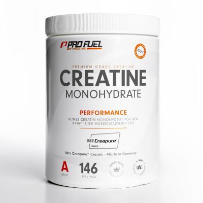 Frauen & Creatin-Monohydrat (Creapure) - ProFuel Kraftschub