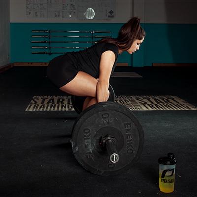 Frauen vs. Männer - Krafttraining / Fitness-Training zum Muskelaufbau