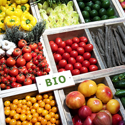 Bio vs. konventionell - Gesundheit