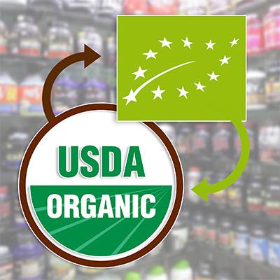 Bio-Siegel EU vs. USDA organic Bio-Qualität