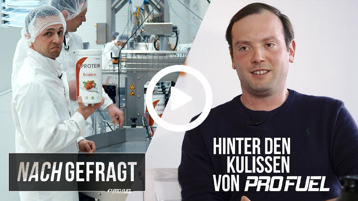 ProFuel Made in Germany - Produktion Alphacaps