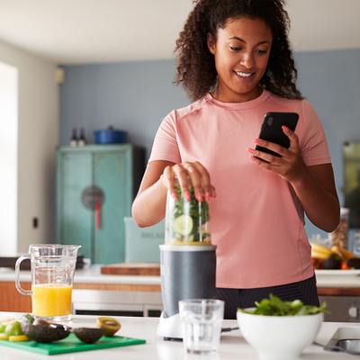 Muskelaufbau Ernährung - Tracking App