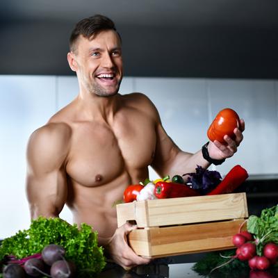 Schneller Muskelaufbau - Muskeln aufbauen