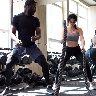 Muskelaufbau-Training - schnell Muskeln aufbauen