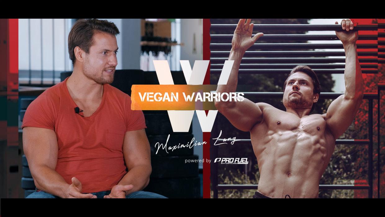 Vegan Warriors - Max Lang im Interview
