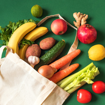 Vegan werden - auf eine vollwertige Ernährung kommt es an