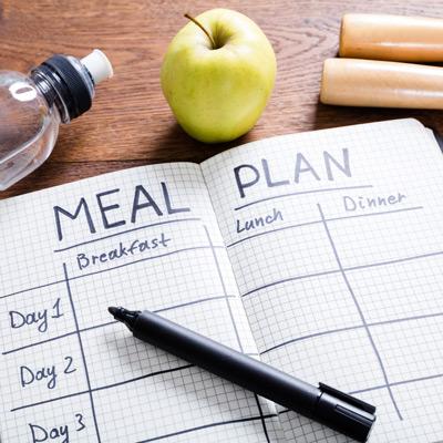 Vegan werden - ein Ernährungstagebuch verschafft Klarheit