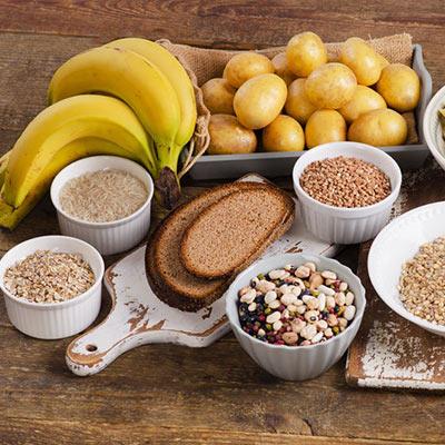 Abnehmen, Fettabbau & Diät - Kohlenhydrate vs. low carb