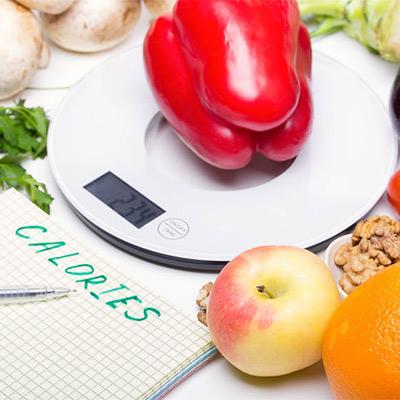 Abnehmen / Fettverbrennung vegan Kalorien-Bilanz & Defizit