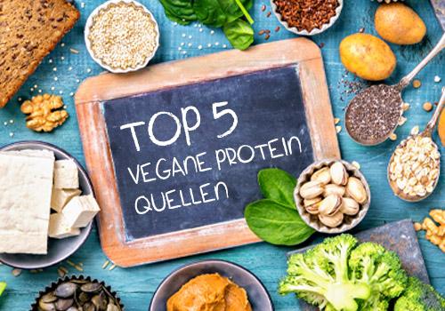 Pflanzliche Proteine: 5 Top-Eiweißquellen, die du kennen solltest