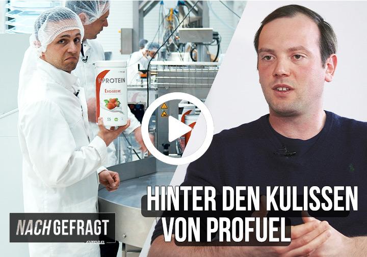 NACHGEFRAGT #3 | Hinter den Kulissen der deutschen veganen Sport- & Gesundheitsmarke ProFuel®