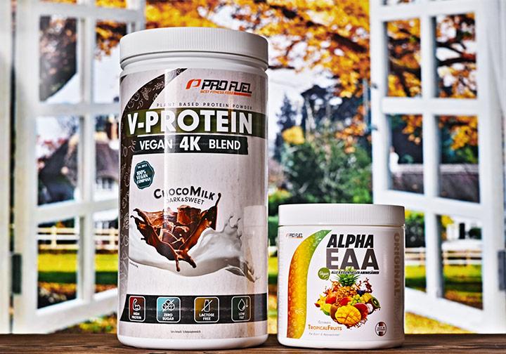 Protein vs. EAAs - Was ist der Unterschied und warum sind beide für dich wichtig!?