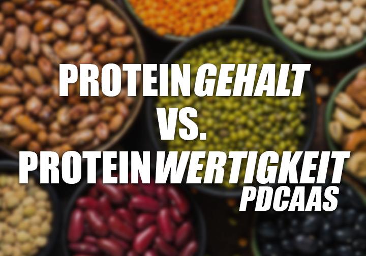 PDCAAS - Der wahre Gradmesser für die Protein-Qualität!
