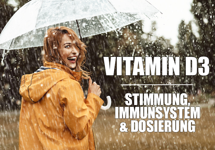 Vitamin D - Warum die allermeisten Menschen an einer Vitamin D Unterversorgung leiden